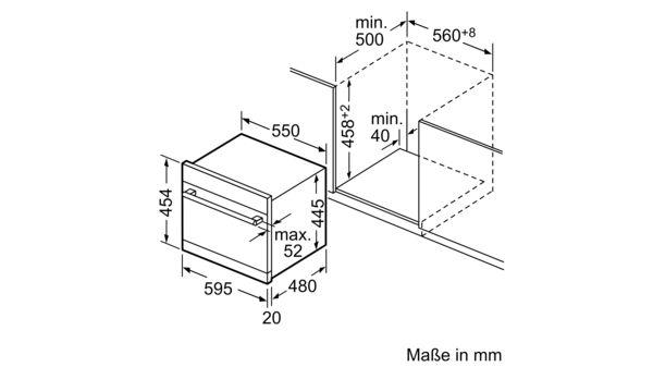 Gut gemocht BOSCH - SKE52M65EU - Einbau-Modular-Geschirrspüler UO92