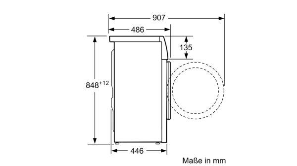 Bekannt BOSCH - WLT24440 - Waschmaschine, Slimline AD74