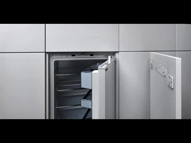 Bosch Kühlschrank Schwer Zu öffnen : Kühlschrank integrierbar flachscharnier profi türdämpfung serie