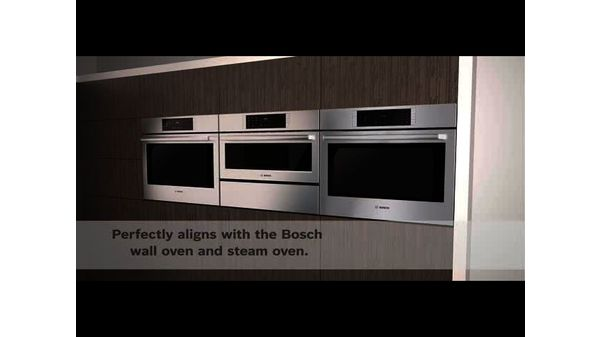 Bosch Hmc87151uc Built In Oven With