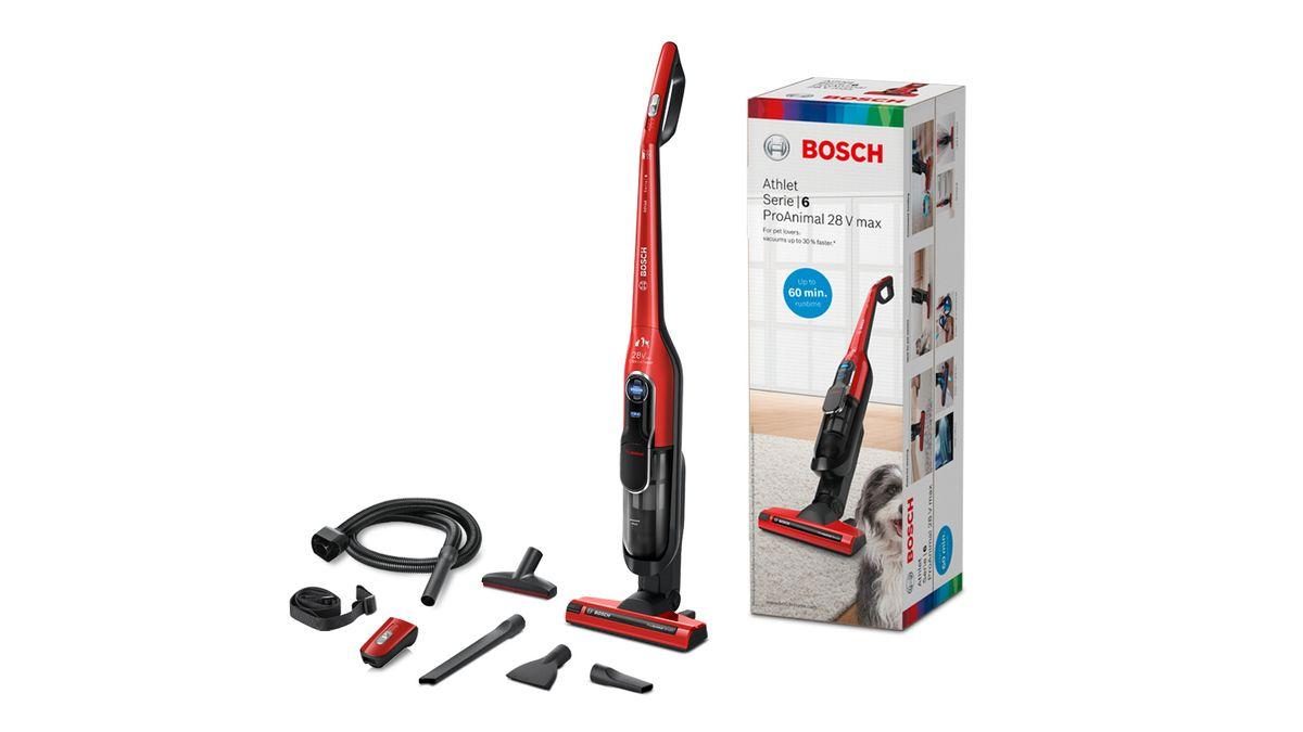 BOSCH BCH86PET3 Oppladbar støvsuger