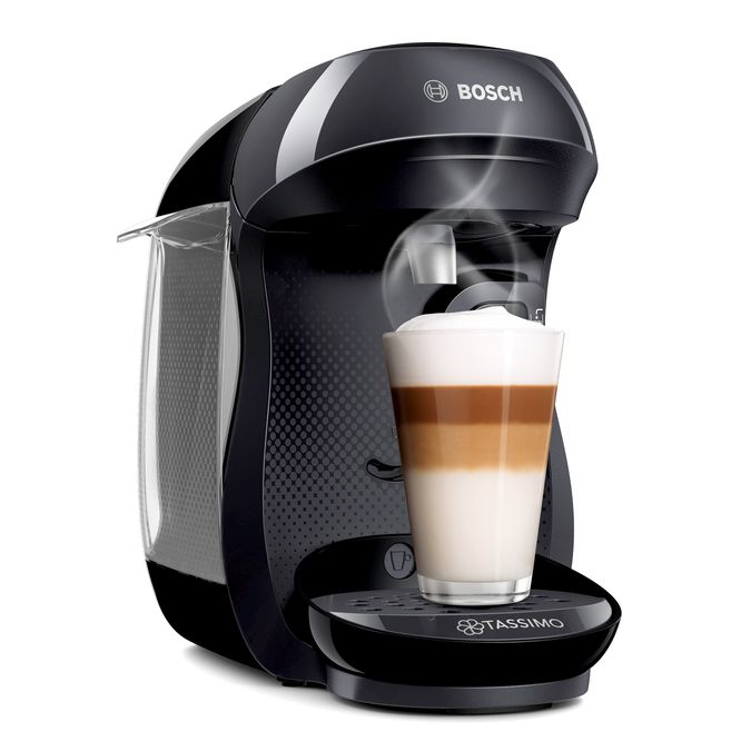 TASSIMO HAPPY TAS1002 real black - TAS1002 | BOSCH