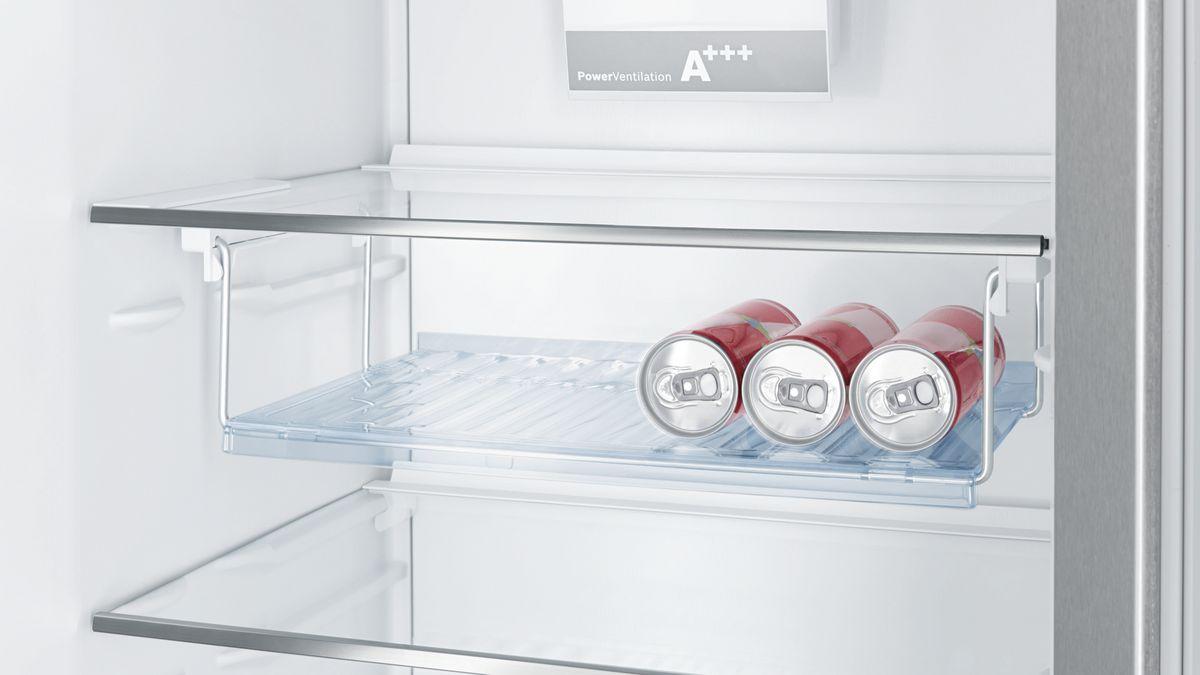 Bosch Kühlschrank Quietscht : Türen edelstahl mit anti fingerprint kühl gefrier kombination