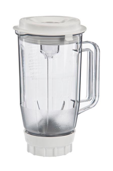Mixeraufsatz Mixer Aufsatz Weiß Transparent Für Mum 4 00461188
