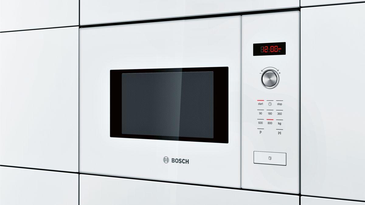 BOSCH - HMT75M624 - Einbau-Mikrowelle