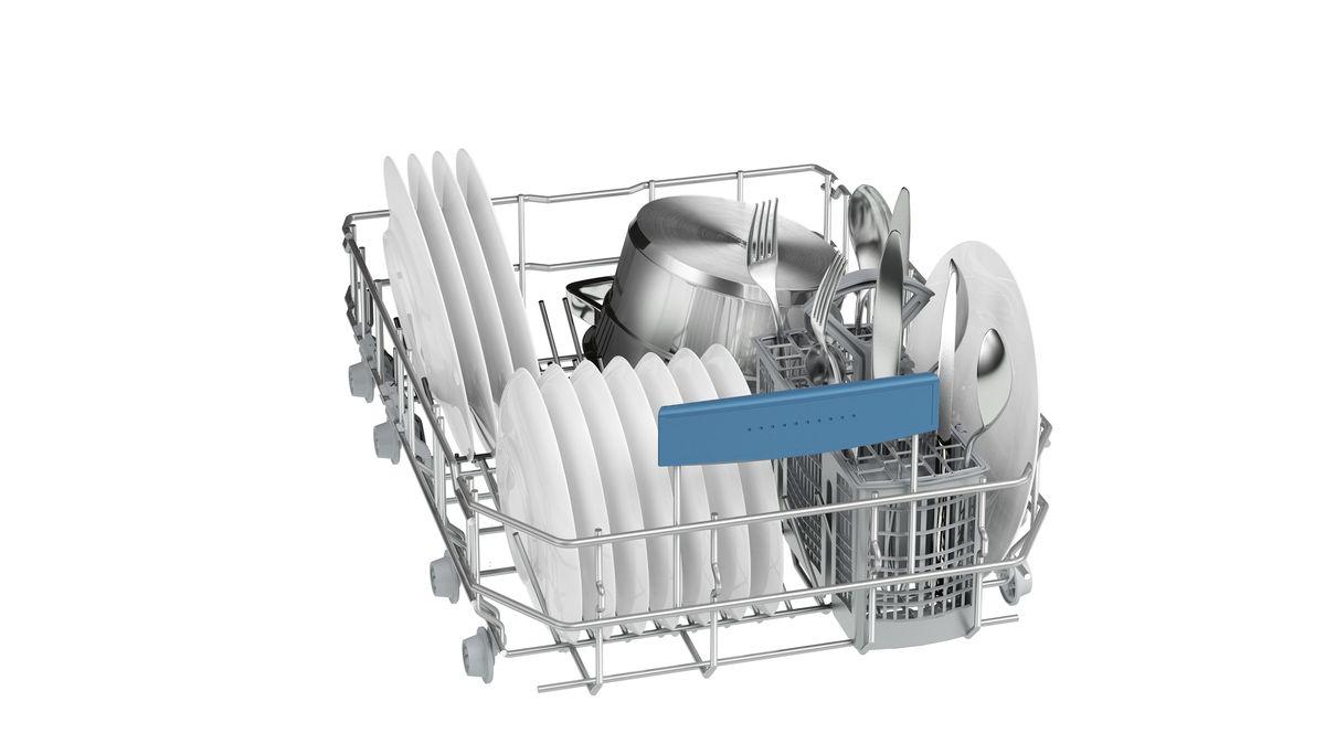 Ελεύθερο πλυντήριο πιάτων 45 cm - Χρώμα  Inox (AntiFinger) Η χαμηλότερη  κατανάλωση νερού της αγοράς! - Serie  cb8f4eb6a3e