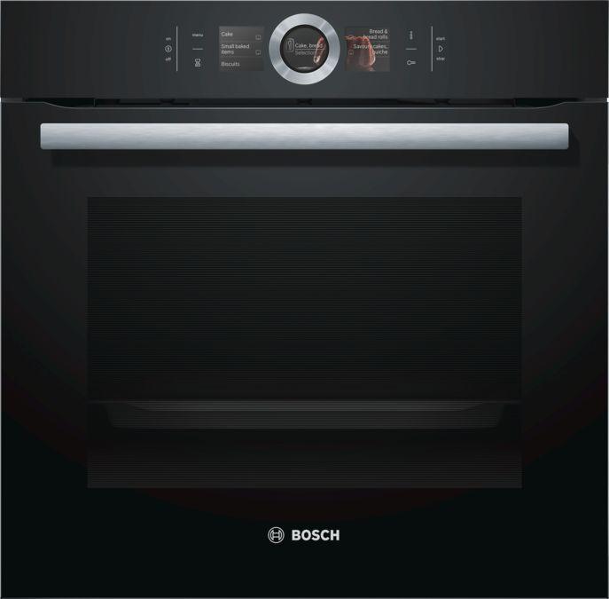 backofen serie 8 hbg676eb6 bosch. Black Bedroom Furniture Sets. Home Design Ideas