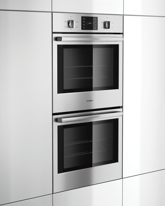 500 Series 30 Double Wall Oven Hbl5551uc Stainless Steel