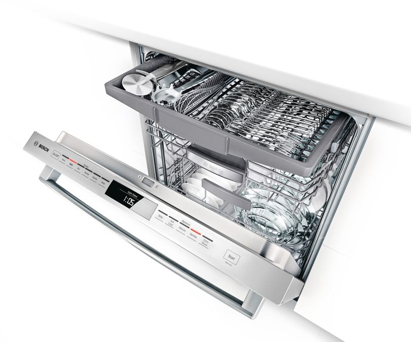 Bosch Shx68tl5uc 800 Series Stainless Steel