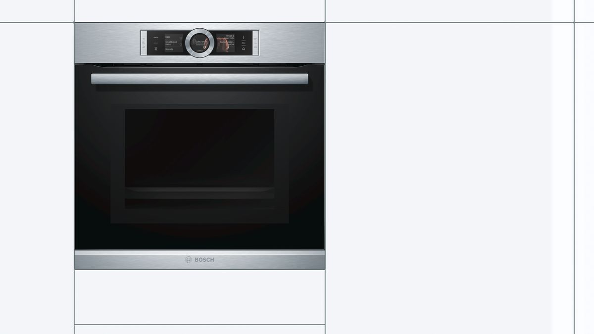built in oven with added steam and microwave function stainless rh bosch home com sg