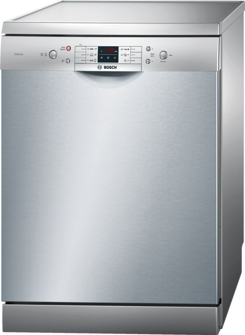 Bosch Sms63l08ea Mesin Pencuci Piring Free Standing