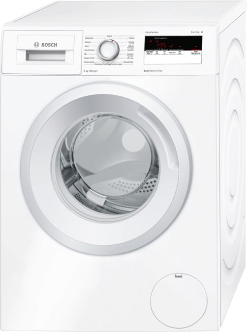 Schemi Elettrici Lavatrici Bosch : Lavatrice carica frontale standard serie 4 wan24168it bosch