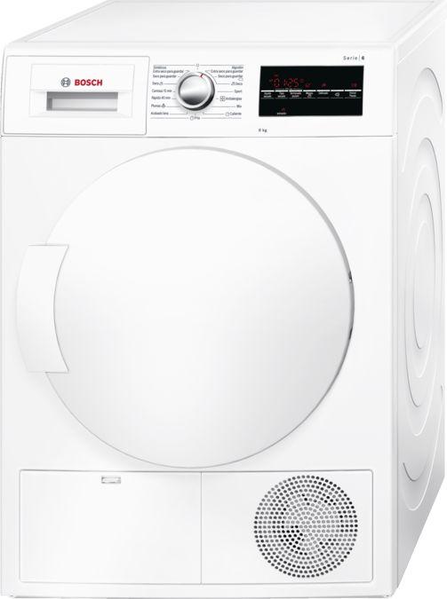 Bosch Asa para secadoras de alta calidad color blanco