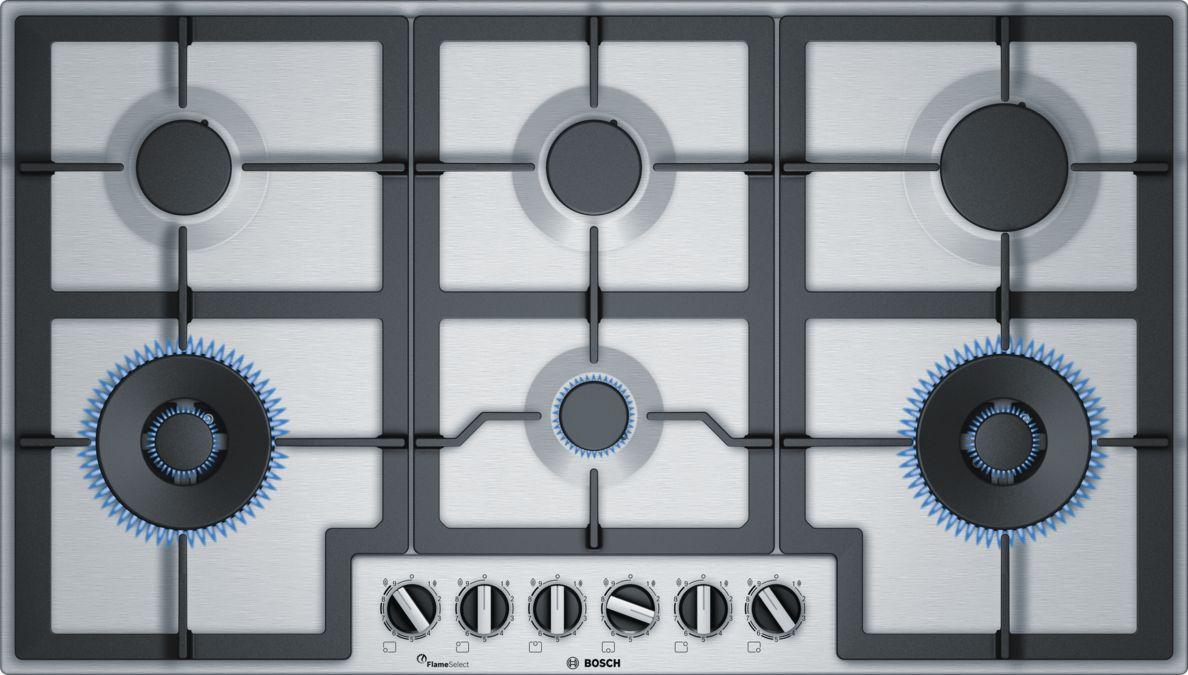 BOSCH - PCT9A5B90 - Piano cottura a gas