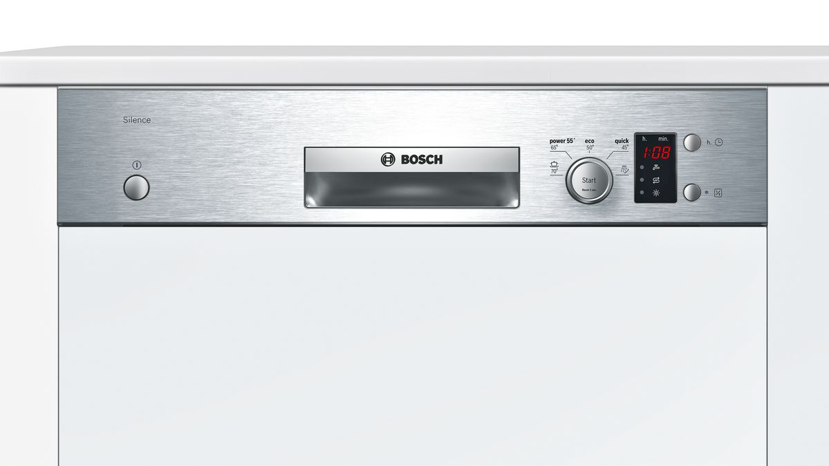 Activewater 60 Cm Dishwasher Integrated Stainless Steel Serie