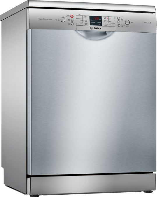 Serie | 4 Free-standing dishwasher 60 cm Stainless steel SMS46GI01A
