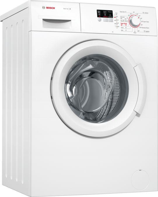 Bosch Wab16061za Frontloader Washing Machine