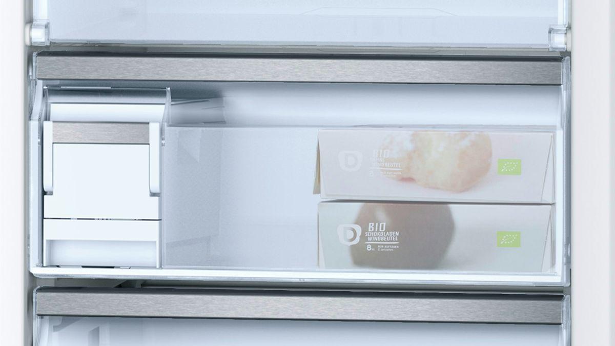 Bosch Kühlschrank Alarm Leuchtet : Nofrost stand gefrierschrank weiß serie 6 gsn58cw42 bosch