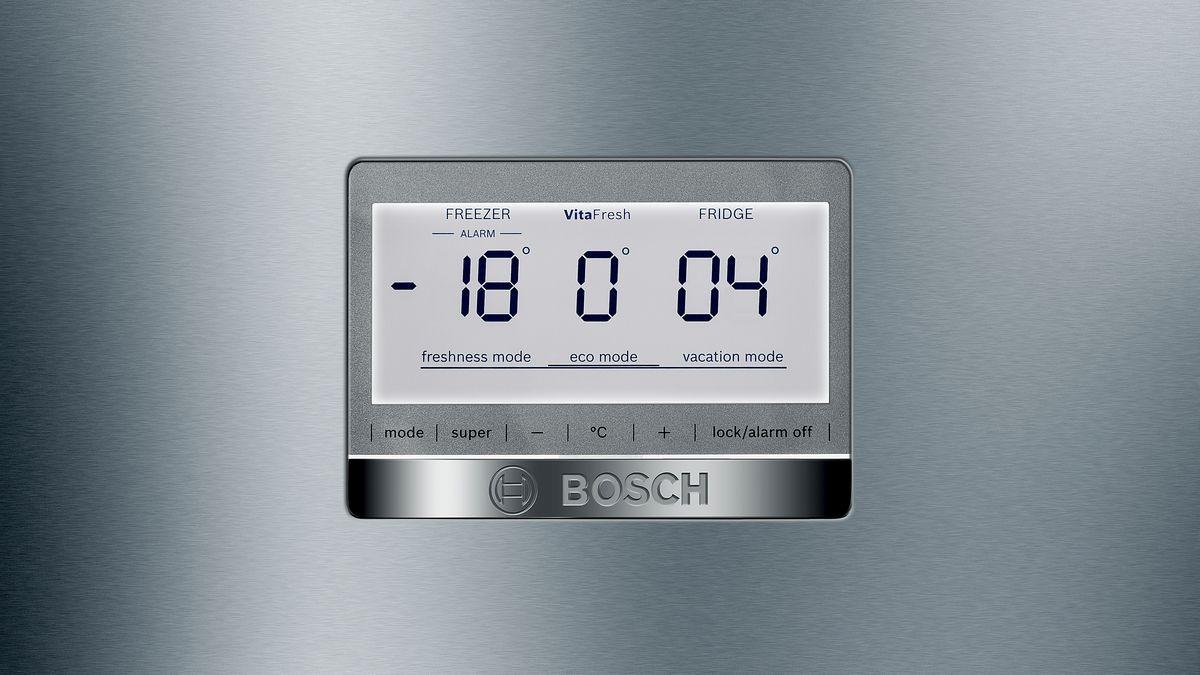 Siemens Kühlschrank Lock Ausschalten : Nofrost kühl gefrier kombination türen edelstahl mit anti