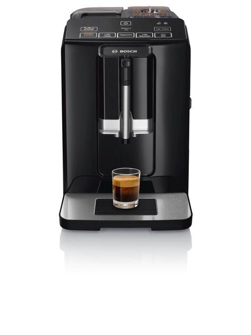40dfaec8657 Täisautomaatne espressomasin VeroCup 100 must TIS30129RW
