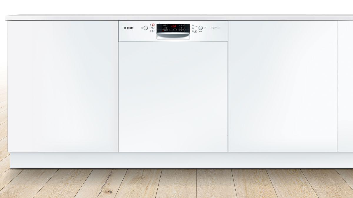 Lave-vaisselle SuperSilence Intégrable - Serie   4 - SMI46AW04E   BOSCH ab6c151a8e63
