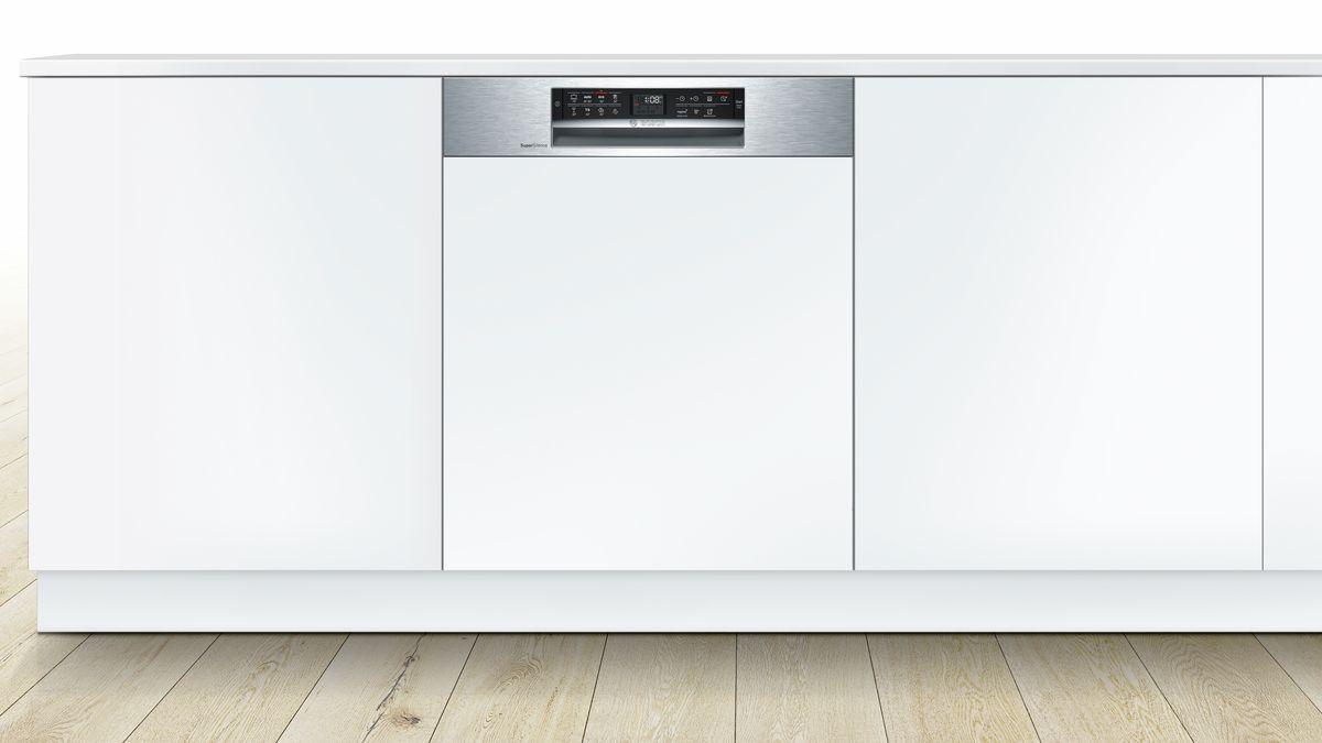 lave vaisselle supersilence int grable serie 6 smi68ms07e bosch. Black Bedroom Furniture Sets. Home Design Ideas