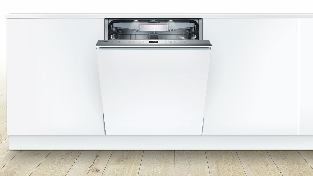 lave vaisselle supersilence plus enti rement int grable serie 6 smv68tx00e bosch. Black Bedroom Furniture Sets. Home Design Ideas