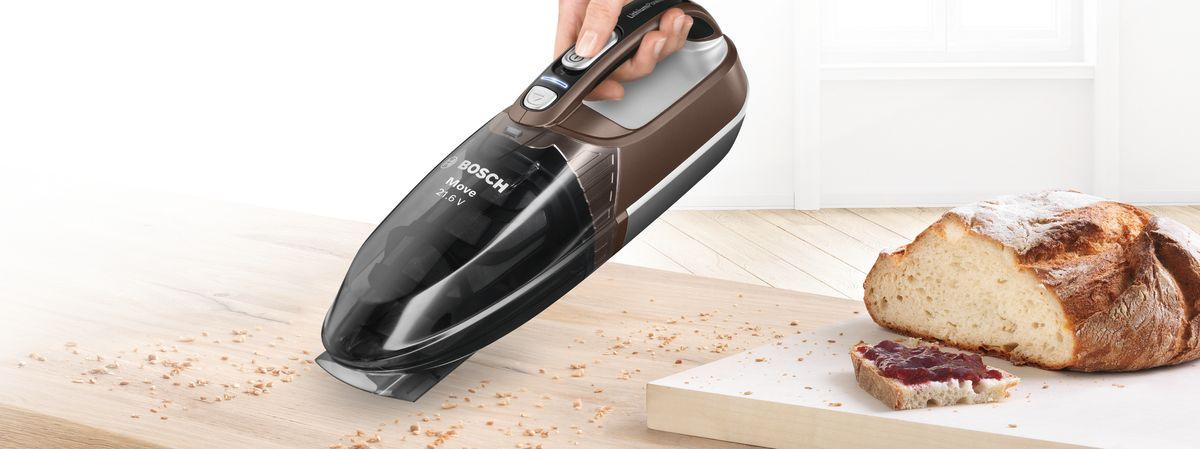 Bosch Bhn2140l Rechargeable Vacuum Cleaner