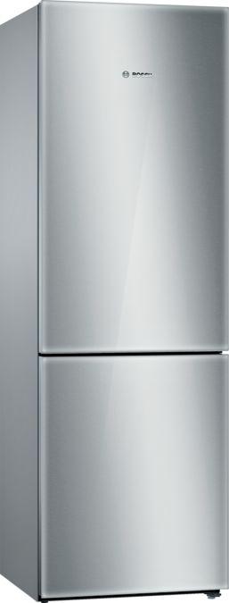 Bosch B10cb80nvs Free Standing Fridge Freezer With