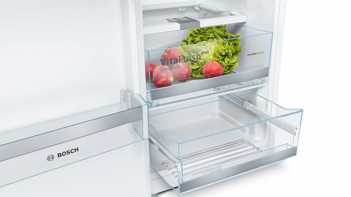 Bosch Kühlschrank Doppelt : Weiß stand kühlautomat serie 6 ksv36aw4p bosch