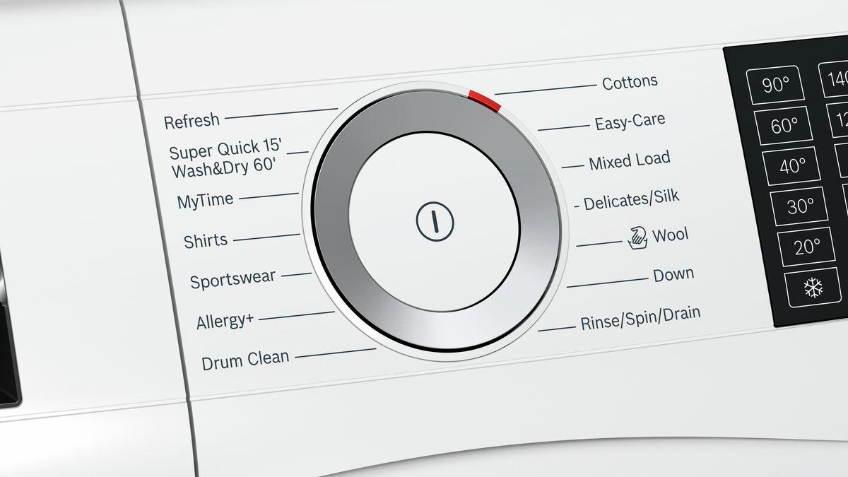 BOSCH - WDU28560GB - washer dryer