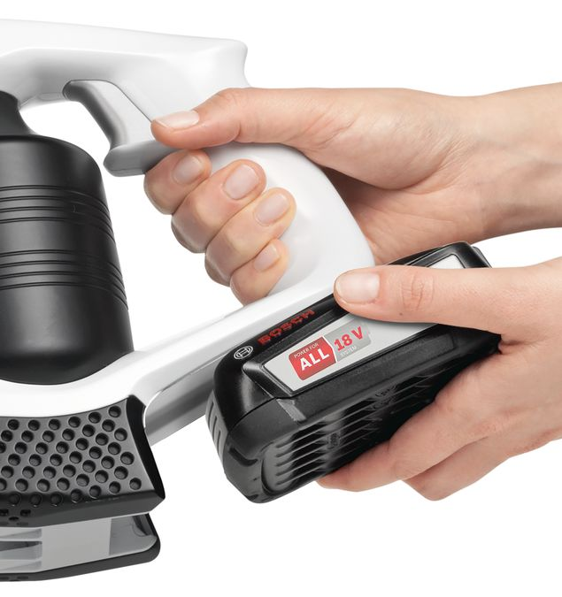 bosch bcs122gb rechargeable vacuum cleaner