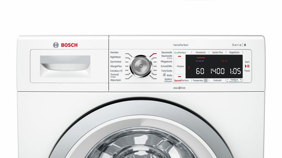 Bosch Waw28570 Serie 8