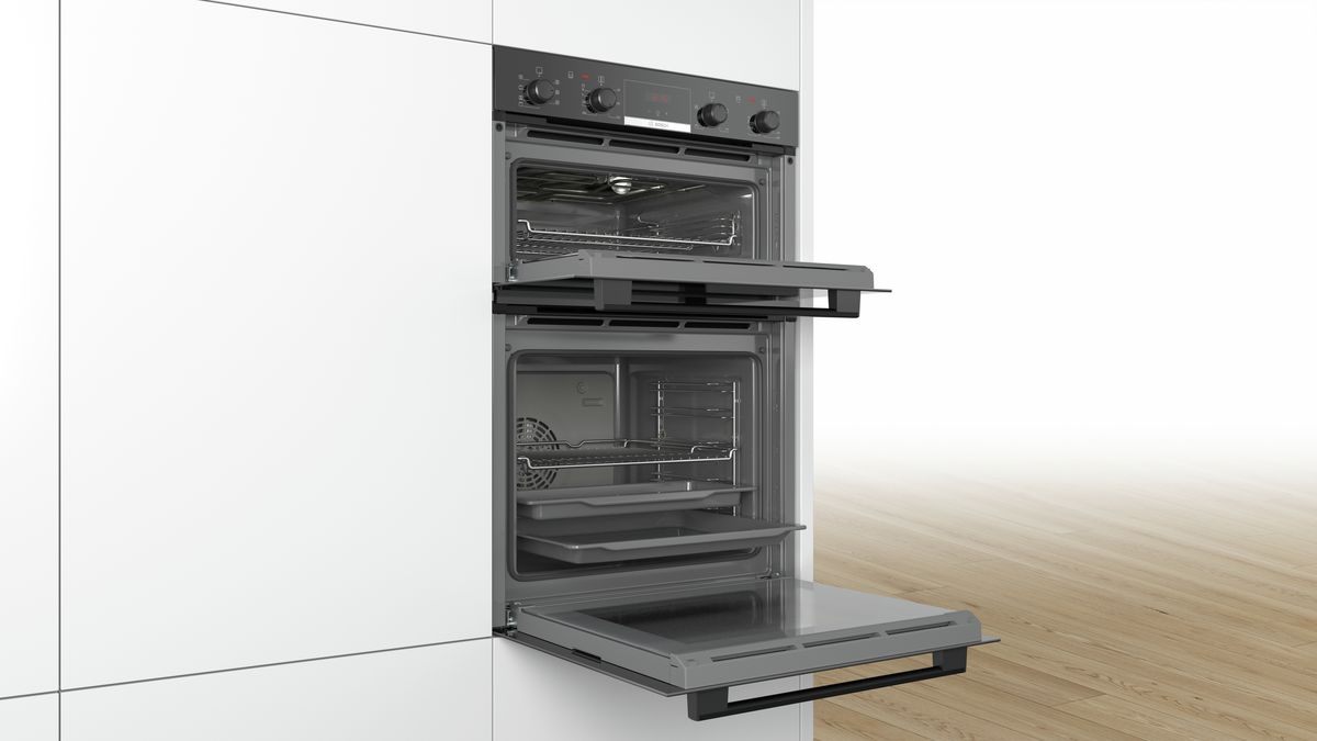 Bosch Mbs533bb0b Built In Double Oven