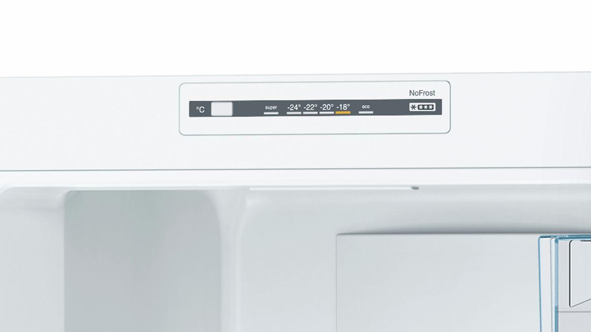 Bosch Kühlschrank Ventilator Reinigen : Nofrost kühl gefrier kombination türen edelstahl optik serie 2