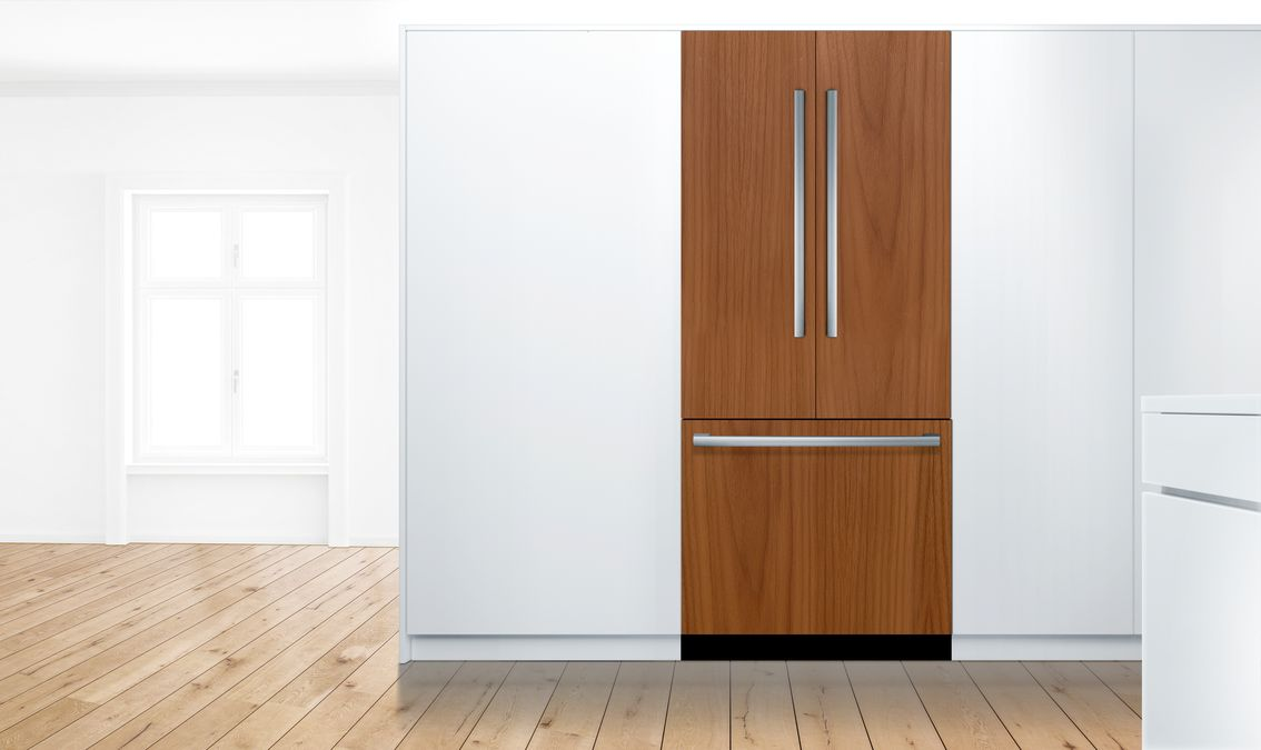 Bosch B36it900np Built In Bottom Freezer Refrigerator