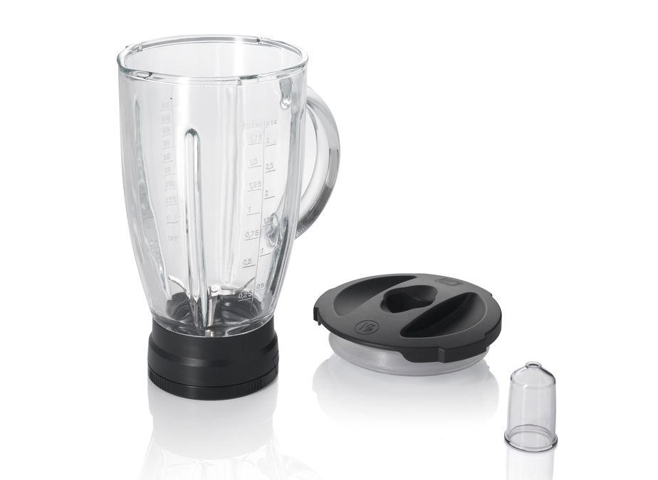 mixeraufsatz mixer aufsatz glas 00463685. Black Bedroom Furniture Sets. Home Design Ideas