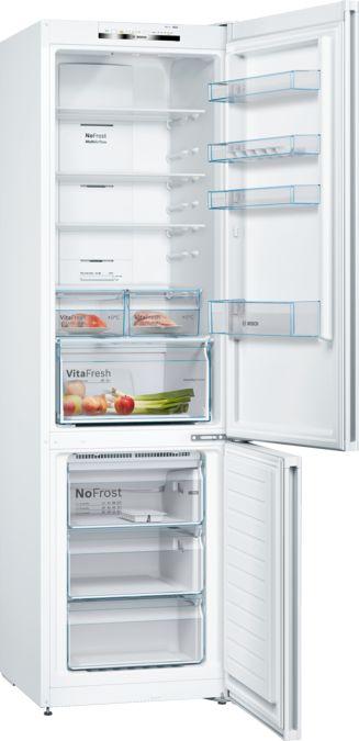 BOSCH - KGN39VW35G - free-standing fridge-freezer with