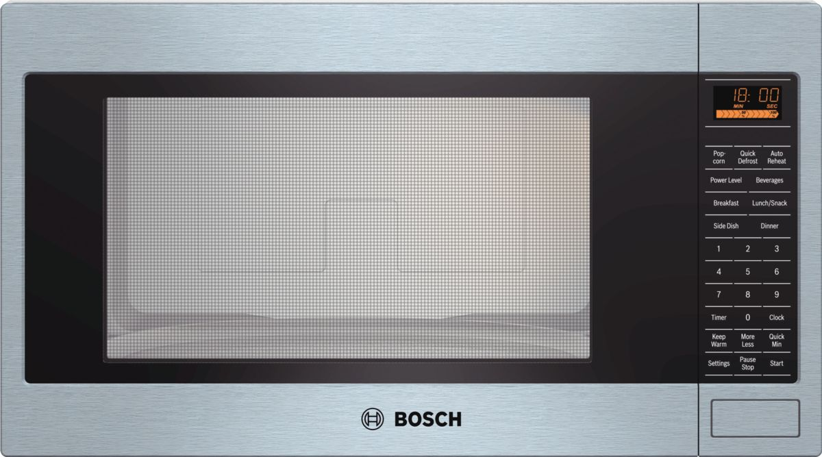 Bosch Hmb5050 Built In Microwave Oven