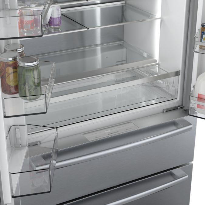 Bosch B36cl80sns French Door Bottom Mount Refrigerator