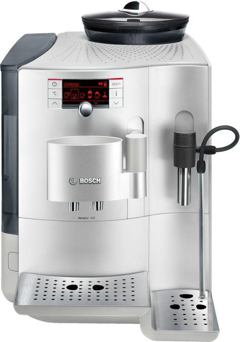 Verobar 100 Espresso Kaffeevollautomat Silber Tes70151de Bosch