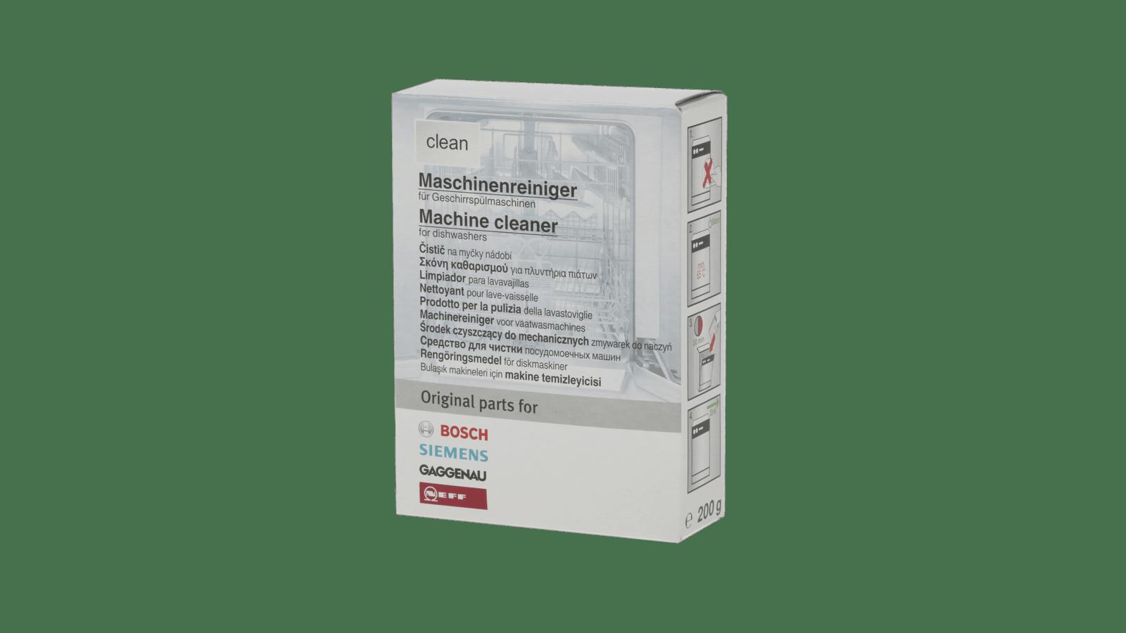 Bosch Siemens Neff Reiniger Spülmaschinen Geschirrspüler Clean 311313 00311313