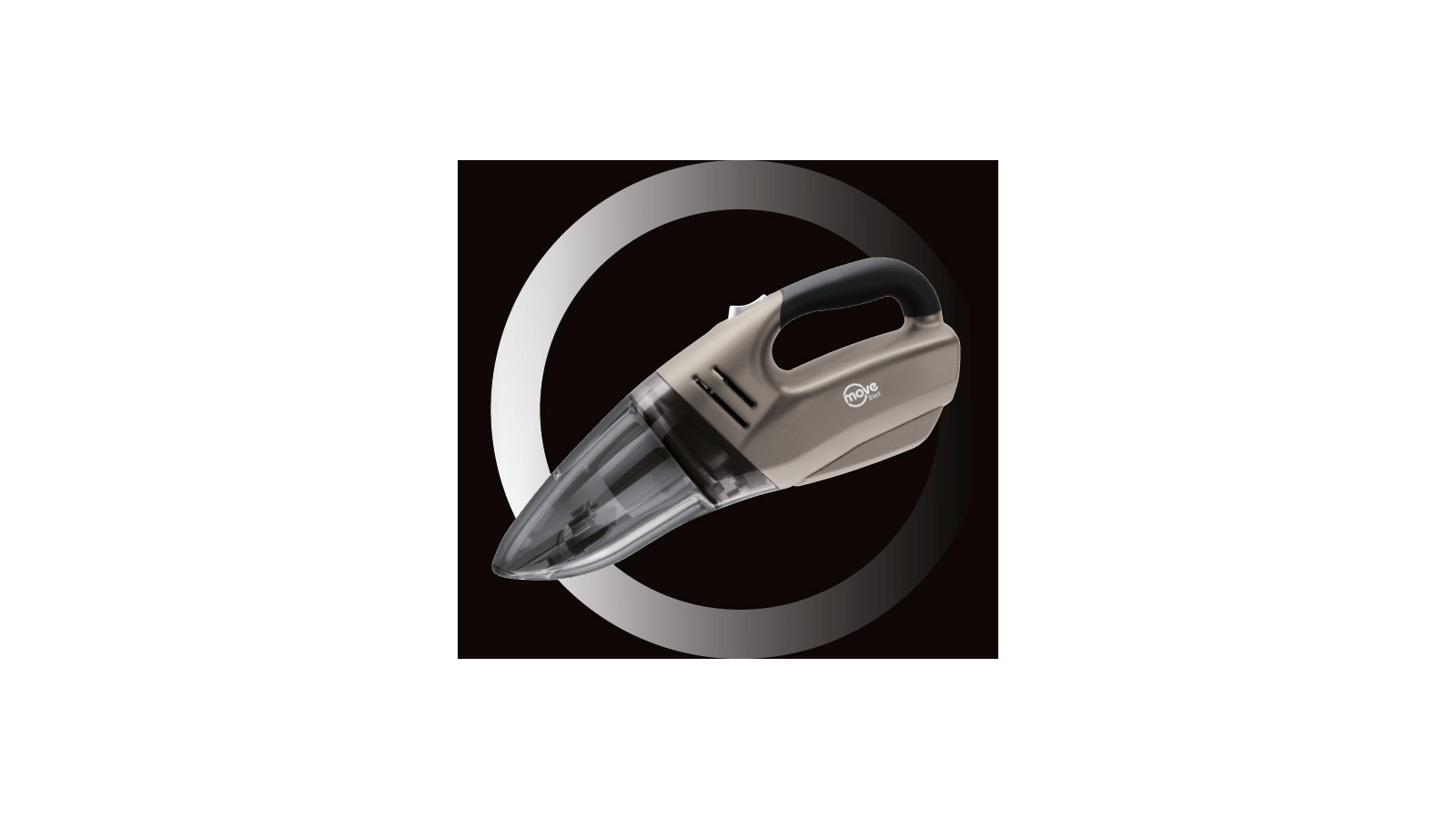 BOSCH BBHM1CMGB Rechargeable vacuum cleaner