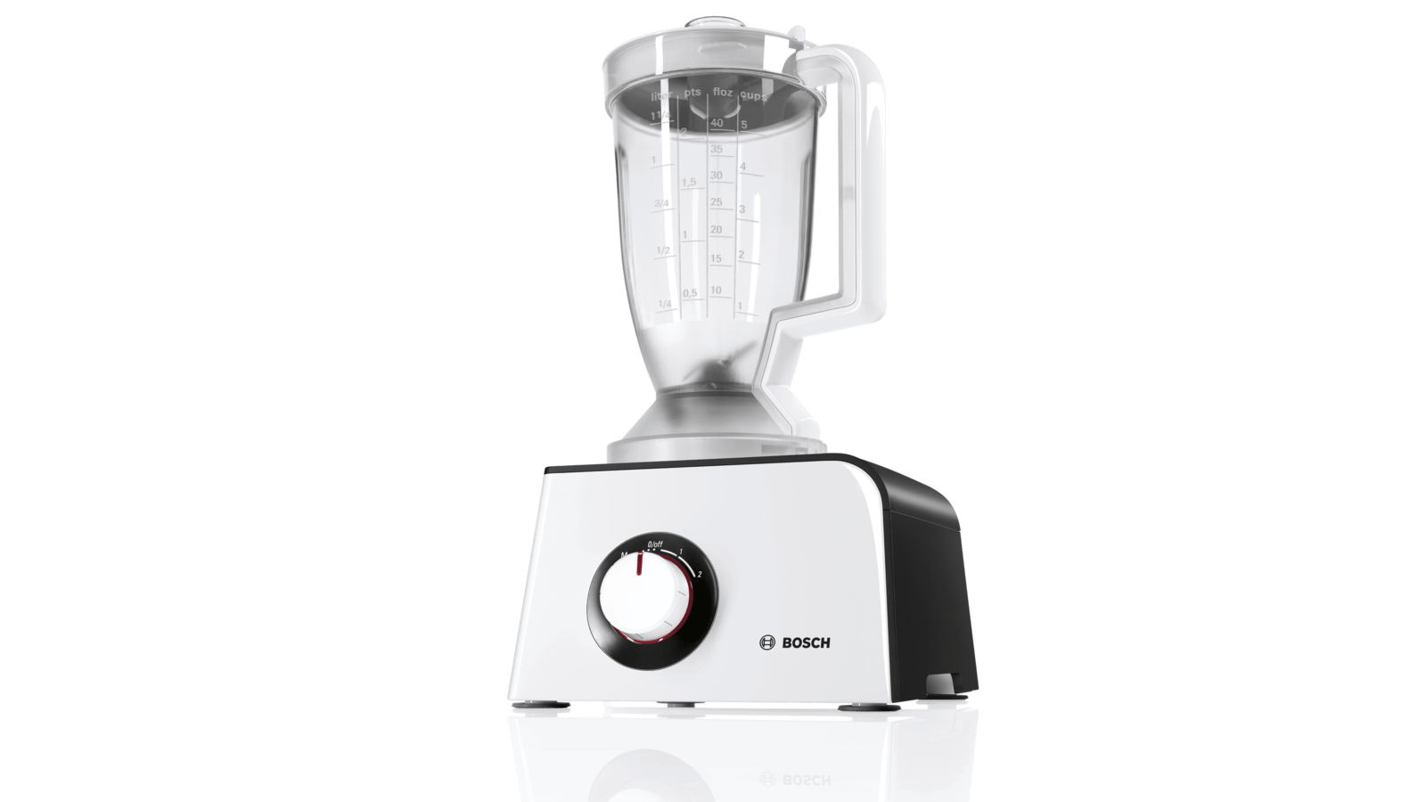 Robot kuchenny MCM4 Styline 800 W Biały, Czarny, Biały MCM4100