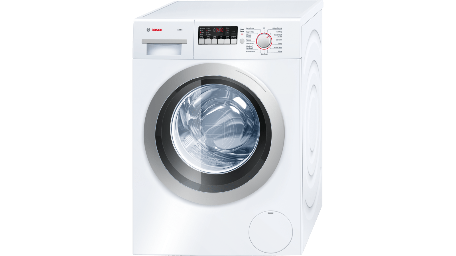 Wap24200uc This Item Is For A Ascenta 300 Series 24 Front Load Compact Washer Features The Droplet Shaped Drum Which Delivers Ful Yet Ge