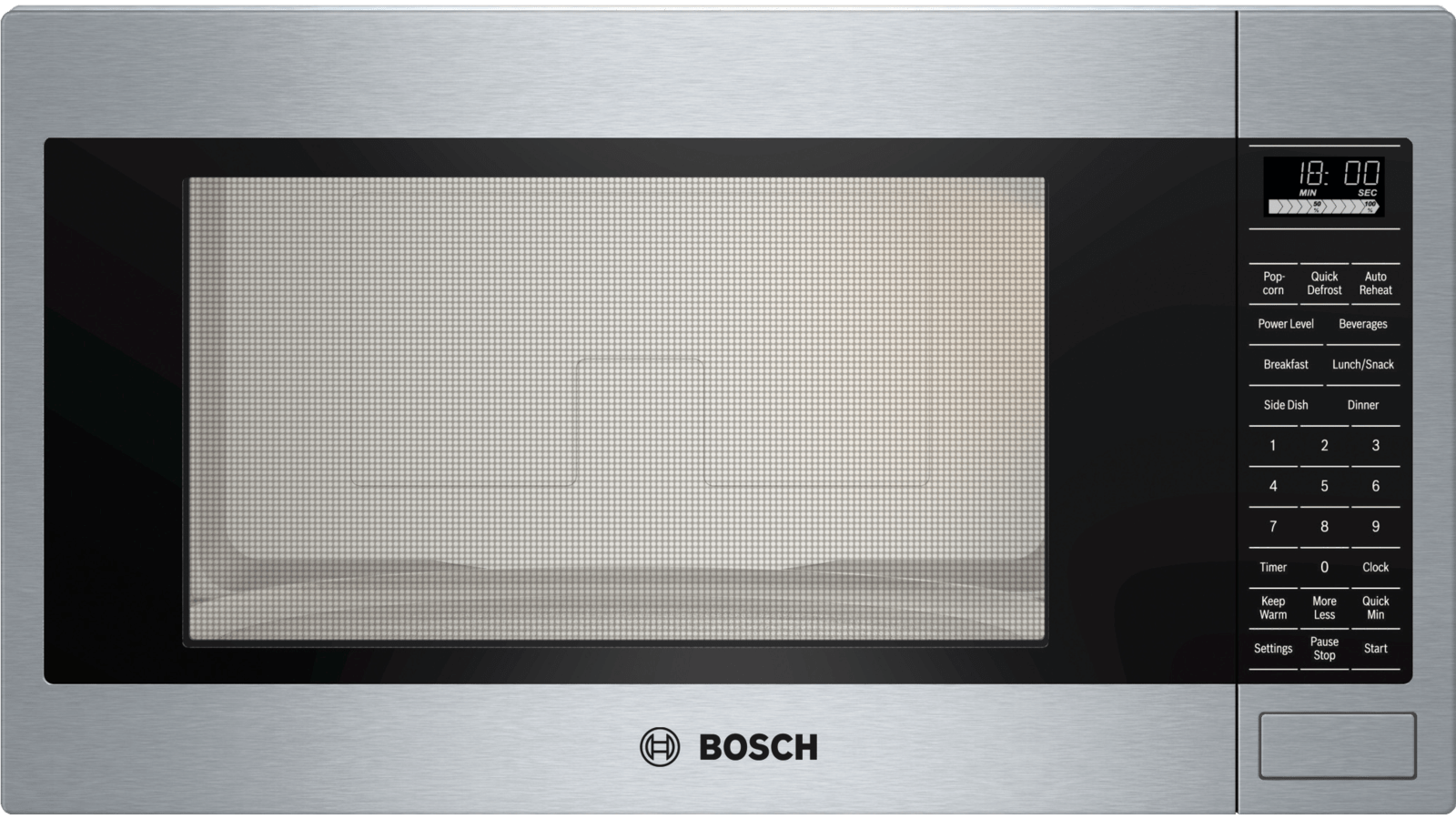 Bosch Hmb5051 Built In Microwave Oven