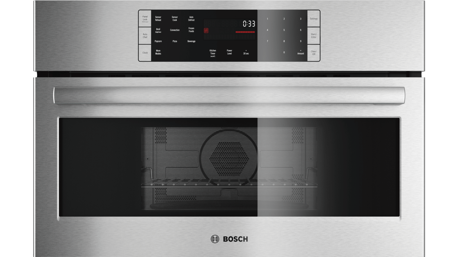 Bosch Hmc80251uc Built In Oven With