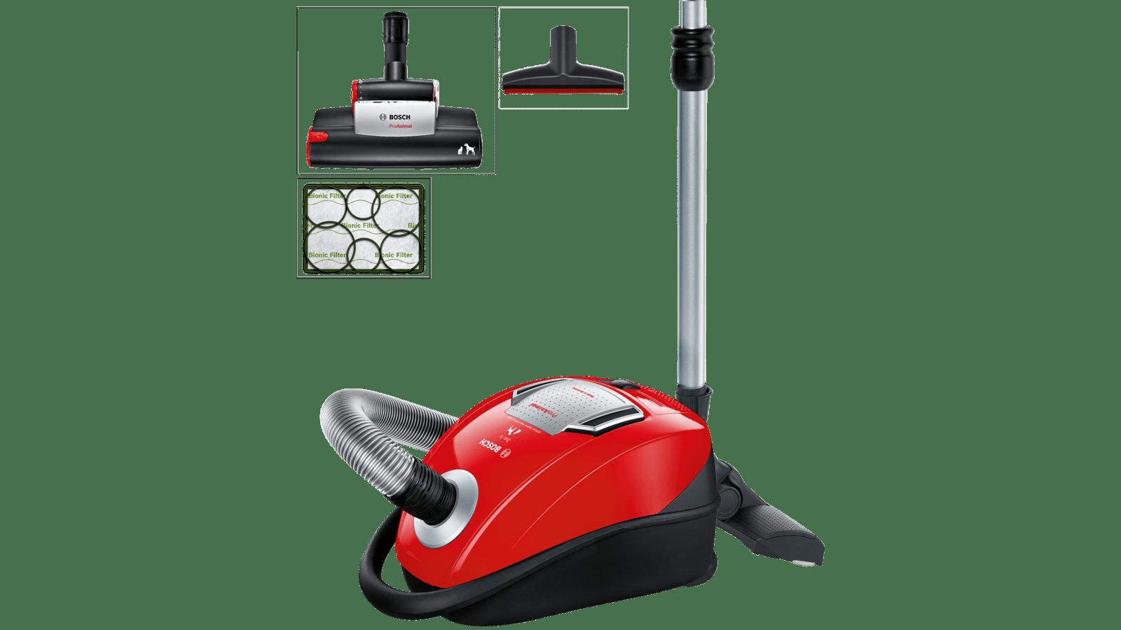 BOSCH BGL45ZOO1 Bagged vacuum cleaner