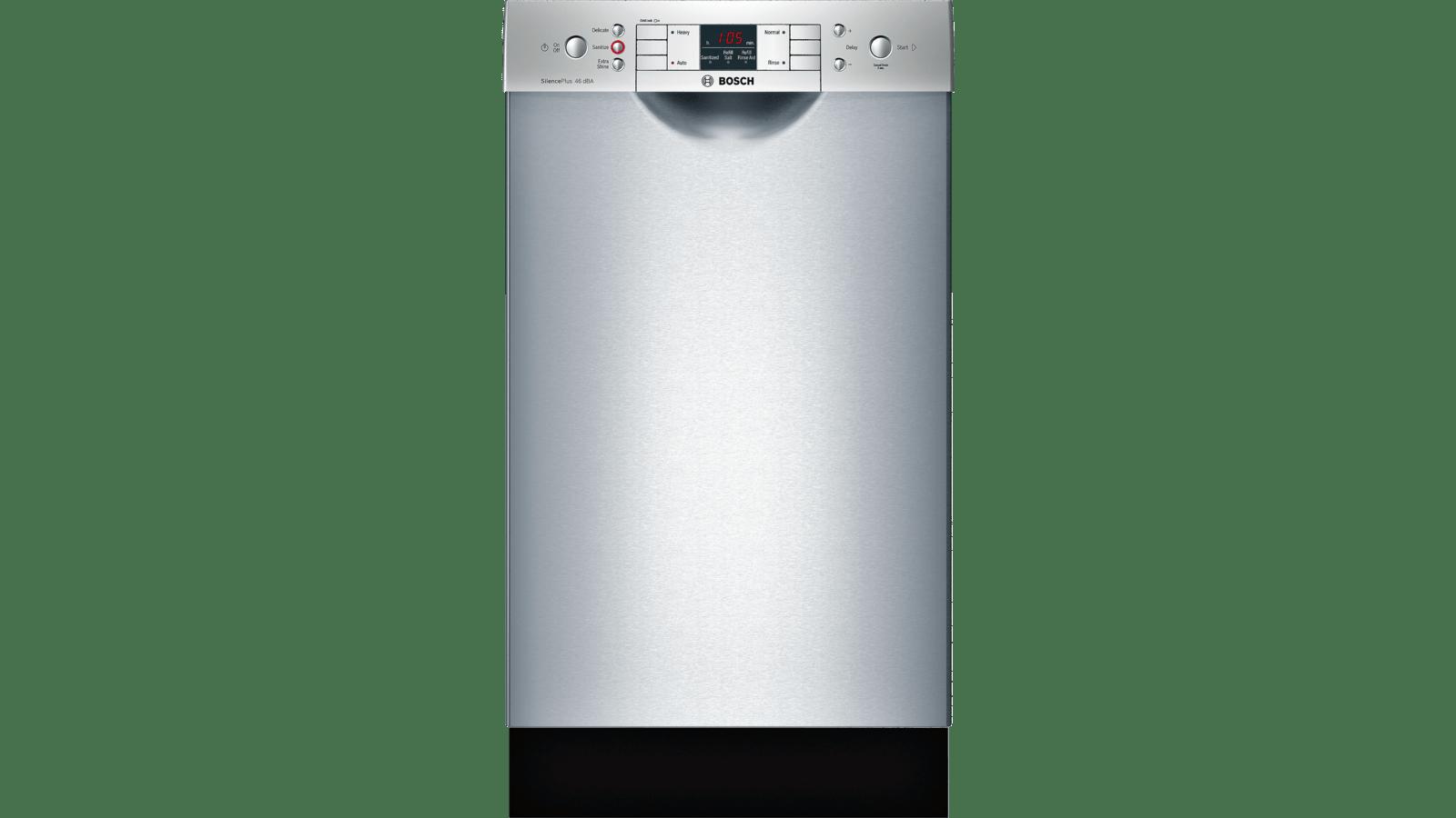 300 Series Dishwasher 17 3 4 Stainless Steel Spe53u55uc