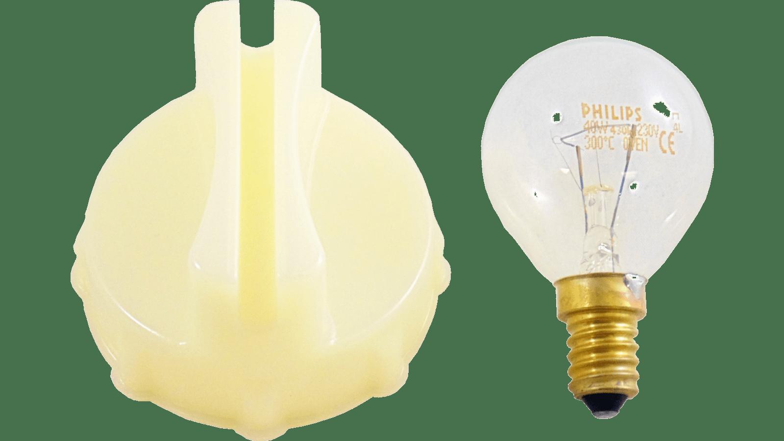 Bosch 00032196/Four et accessoires//Ampoule Lampe//Plaque de cuisson//Quality de rechange Four/ /25/W pour votre Four//Cette partie//Accessoires est adapt/é pour diff/érentes marques